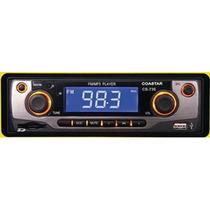Rádio Automotivo Coastar Cs735 - Usb Sd Fm Mp3