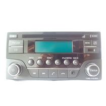 Radio Som Original Nissan Novo New March/versa 2014/2015 Usb