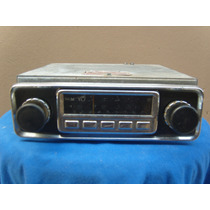 Radio De Carro Antigo - Motoradio 3 Faixas Funconando