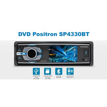 Dvd Positron Sp4330bt Tela 3 /bluetooth/usb/sd