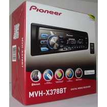 Auto Radio Pioneer Mvh-x378bt Bluetooth Mixtrax Usb