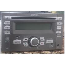 Radio Cd Player Mp3 Original - Honda Civic, Ano 2013