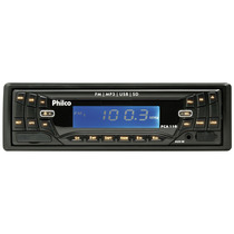 Mp3 Player Automotivo Philco Com Rádio Fm E Entradas Usb