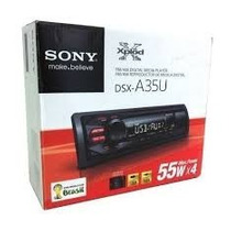 Auto Radio Sony Dsx-a35u Usb Am/fm