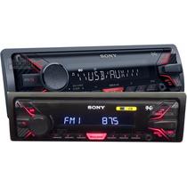 Auto Radio Mp3 Sony Xplod Dsx-a100 Entrada Usb Mega Bass