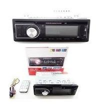 Auto Radio Mp3 Player Auto Usb Pendrive Sd + Controle Remoto