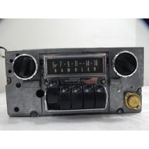 Radio Antigo Carro R A M B L E R, Motorola 1963 * Beta