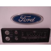 Frente Para Rádio Original Ford Bosch