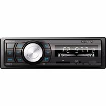 Radio Automotivo Phaser Ar6210 Am Fm Entrada Usb Sd Aux