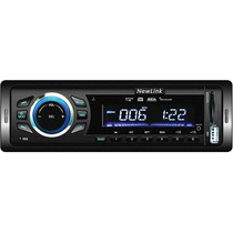 Som Automotivo Mp3 Entrada Usb Aux Cartão Memória+ Bluetooth