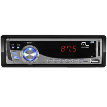 Toca Mp3 P/ Carro Automotivo Usb Sd Radio Fm Som P Pen Drive