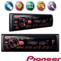 Mp3 Player Usb Pioneer Mvh 88ub Mvh88 Pronta Entrega S/ Cd