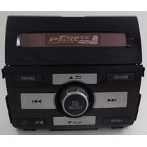 Controle Som Radio Cd Honda City Modelo 2012 Original