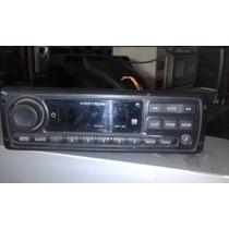 Rádio Para Carro Am/fm/auxiliar Positron Barato