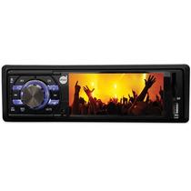 Dvd Mp4 Player Automotivo Dazz Dz-65493 Wma Fm Usb Sd Aux