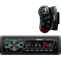 Radio Automotivo Com Usb E Contr Volante Conector Iso.