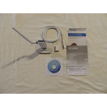 Adaptador Wireless Tp-link 150mps Com Antena