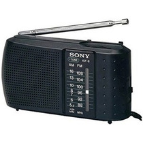 Rádio De Bolso Portátil Original Sony Icf-8 Pocket Am/fm