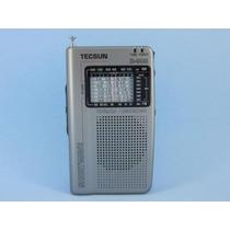 Rádio Tecsun R-908, De Ondas Curtas Am/fm/sw1-7 Multibanda
