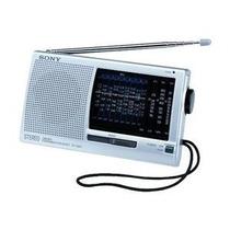 Rádio Sony Icf-sw11 Am Fm Sw Mw Lwo Compacto 12 Bandas