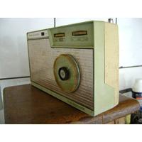 Antigo Radio General Electric 7 Transistores