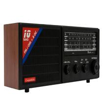 Rádio Cabeceira Master Companheiro Crc41 4 Faixas Bivolt