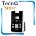 Rádio Relógio Com Projetor De Hora Powerpack Rf-231 110v