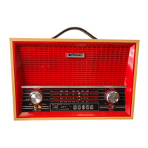 Radio Livstar Am Fm Usb/sd Modelo Antigo