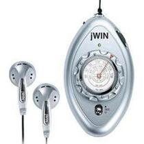 Mini Rádio Am/fm Jwin Jx-m3