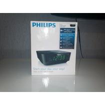Radio Relógio Philips Sintonia Digital