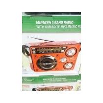 Kit 15 Uni.caixa Som Portátil Mp3 Usb Rádio Am/fm