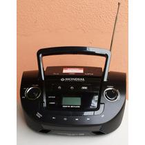Rádio Portátil Usb Connect Star Mundial Mp3 Mp4 Player.