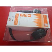 Fone De Ouvido Multilaser Haste Ajustável C/microfone Preto