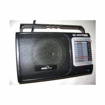 Radio Midi Japan Md-4500 Fm(tv),mw,sw1-9 - 110v