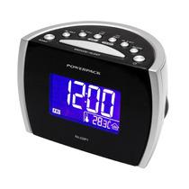 Radio Relógio Powerpack Ra-220/v