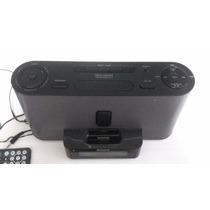 Sony Dream Machine Icf-cs1ip Alarm/radio Relógio Com Dock Pa