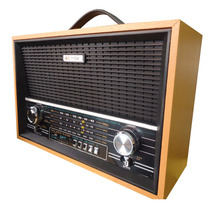 Radio Recaregavel Livstar Am Fm Usb/sd Portatil