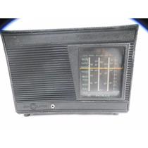 Radio Antigo Motoradio 06 Faixas Mede 22x16x7 Cm*beta