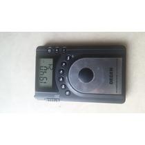 Radio Digital De15 Degen Fm, Am E Ondas Curtas