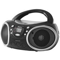 Som Portátil Phico Display Digital, Rádio Amfm Bivolt Philco