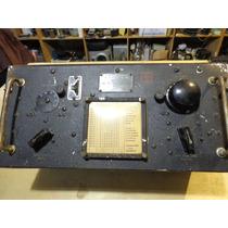 Radio Transmissor Da 2 Guerra Mundial