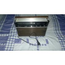 Radio Antigo Philco Transglober 9 Faixas.