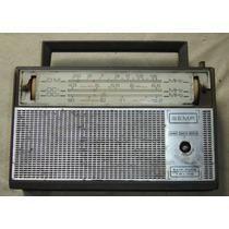 Rádio Antigo Semp Não Funciona - Para Restauro.