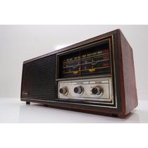 Raridade Radio Antigo Frahn Funcionando Modelo Rc-300