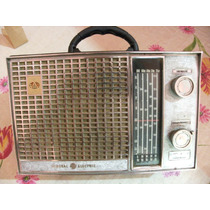 Antigo Radio General Electric Funcionando