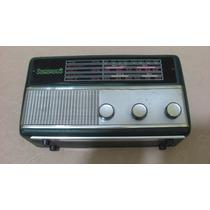 Radio Sonorous Vintage 3 Faixas De Onda