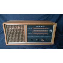 Radio Madeira Antigo Pilot Radio Raríssimo Funcionando