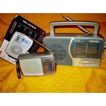 Radio Toshiba Revisado Mais Um Nks,os Dois Otimo Estado 1 Ok