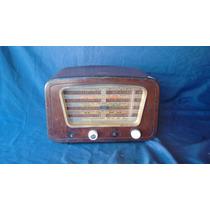 Radio Capelinha Antigo Semp Pt 76 Madeira