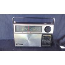 Radio Antigo Sanyo Rp-8351 Fm Mais 3 Band